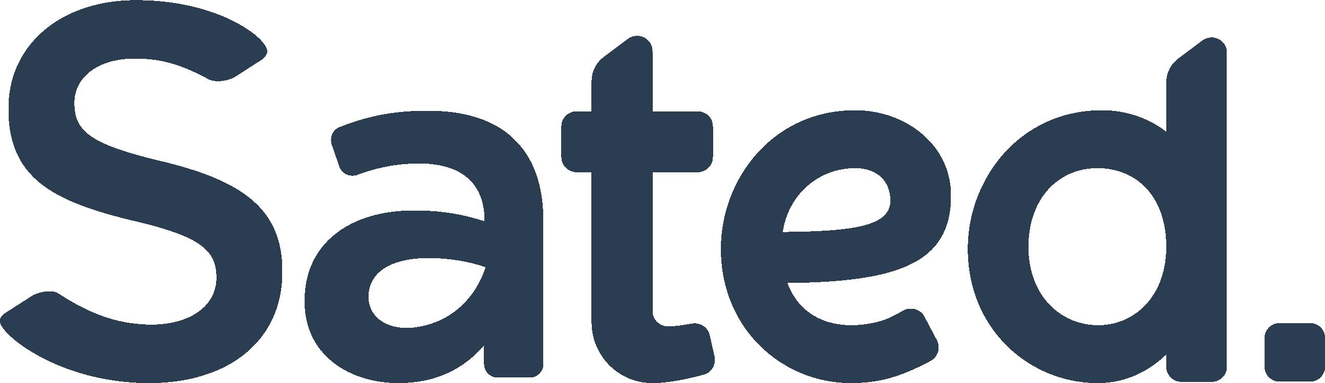 Sated logo