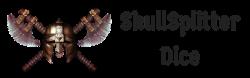 SkullSplitter logo