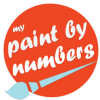 My Paint by Numbers logo