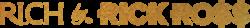 RICH by Rick Ross logo