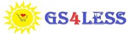 GS4LESS logo