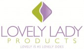 Lovely Lady Products logo