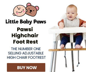 baby high chair footrest