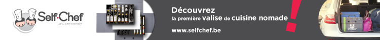 Self Chef : les valises