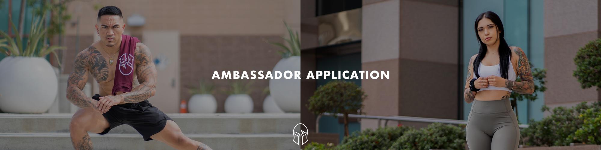 Titan Ambassador Application